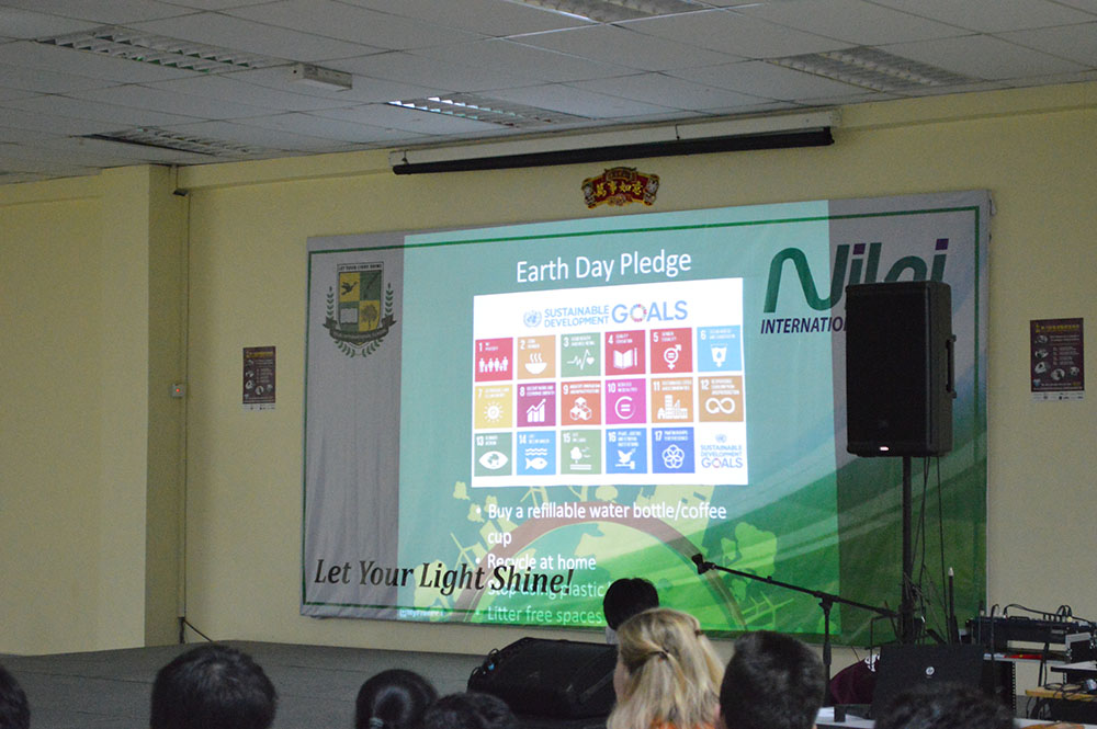 Earth Day Assembly