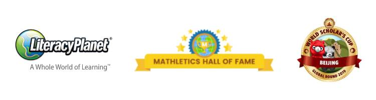 World Scholars' Cup, Mathletics and Literacy Planet