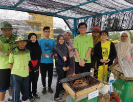 Stingless Bee Eco Garden - 0
