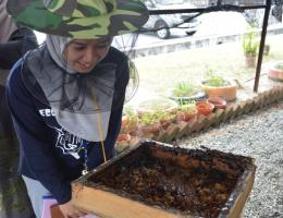 Stingless Bee Farm Visitation - Sepang - 1