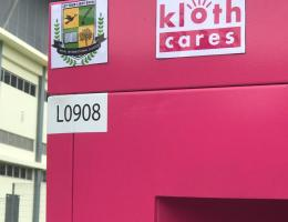 Kloth Recycle Bin - 1